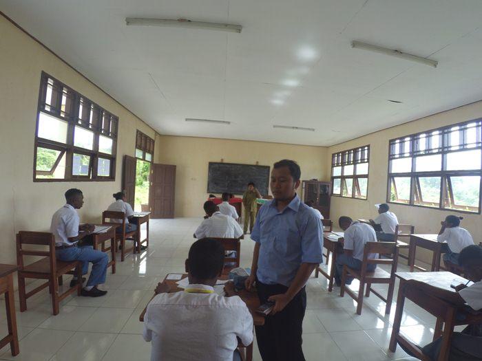 Ujian Semester SMAN 10 Raja Ampat